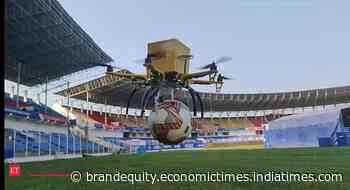 DHL seamlessly integrates technology to deliver match ball innovatively during Hero ISL Season 7 - ETBrandEquity.com