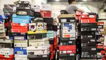 Fast vier Milliarden Dollar wert: Sneaker-Börse erlebt kräftigen Corona-Boom