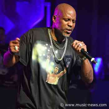DMX's rap/rock collaboration with Steve Howe & Ian Paice released as rapper fights for life