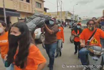 #VIDEO En Carora exigen la vacuna contra la COVID-19 para todos los venezolanos - El Impulso