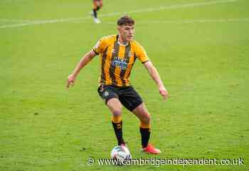 Paul Digby is an instant hit in Cambridge United's midfield - Cambridge Independent