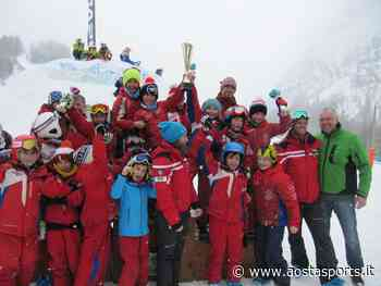 Sci alpino: allo Sc Crammont MB la Coppa Comune di Gressan a Pila - Aostasports.it