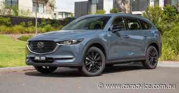 2021 Mazda CX-8 Touring SP review
