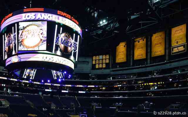 Lakers To Unveil 2019-20 Championship Banner On May 12 Against Rockets