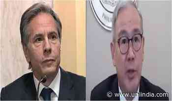 US, Philippines express concern over Chinese military presence in SCS - United News of India