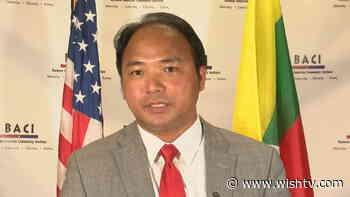 Burmese Hoosiers eligible for asylum amid Myanmar military coup - WISHTV.com