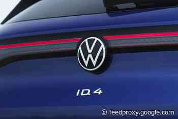 Volkswagen ID.4 Pro Performance available for £41,570