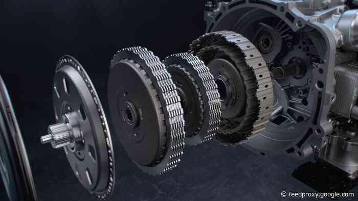 Hyundai Kona N gets an eight-speed wet-type dual-clutch transmission