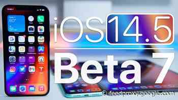 What's new in iOS 14.5 beta 7 (Video)