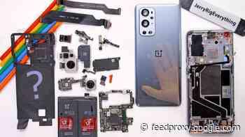 OnePlus 9 Pro gets put back together