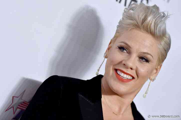 Pink and Rag 'n' Bone Man Break Hearts With 'Anywhere Away From Here': Stream It Now
