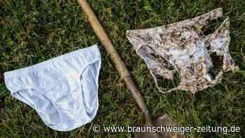 Forschungs-Projekt: Schweizer vergraben 2000 Unterhosen