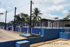 Bajos niveles en el río Chico afectan la producción de la planta potabilizadora de Capellanía - TVN Panamá