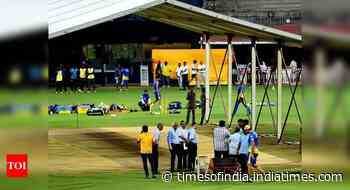 Black soil pitches to be used for IPL games in Chennai - Times of India