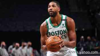 Celtics' Tristan Thompson: Winning regular-season games matters, also a 'bunch of horses***' - Yahoo Sports