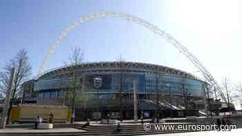 England Euro 2020 group games at Wembley will reportedly be played in front of 22,500 fans - Eurosport COM