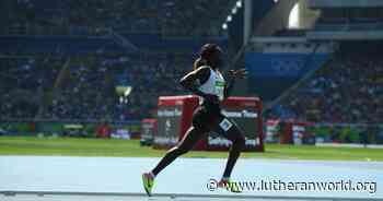 Refugees journey to the Olympic Games - The Lutheran World Federation
