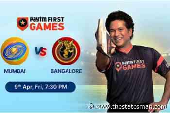 Mumbai vs Bangalore: Paytm First Games Fantasy Prediction - Indian T20 League - The Statesman
