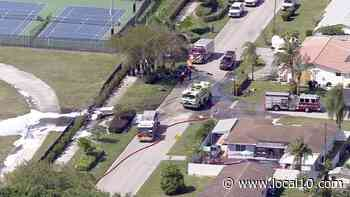 NTSB releases preliminary report on deadly plane crash in Pembroke Pines - WPLG Local 10