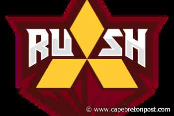 Sydney Mitsubishi Rush wrap up regular season with loss to Cole Harbour Monday - Cape Breton Post