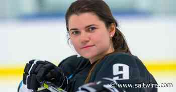 Cole Harbour hockey star Autumn MacDougall's first-hand brush with COVID-19   Saltwire - SaltWire Network