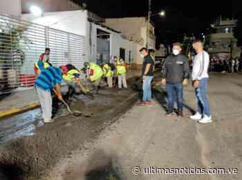 Se desplegó Escuadrón Caza Hueco en la parroquia Santa Rosalía - Últimas Noticias