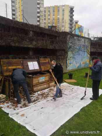 Annulé   Tous au Compost à Berlioz COMPOSTEUR QUARTIER BERLIOZ BOBIGNY mercredi 7 avril 2021 - Unidivers