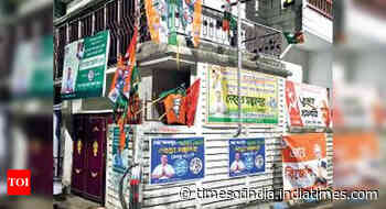 Parties get set for a rare 3-way race in Jadavpur