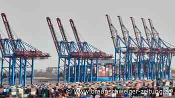 Konjunktur: Export kämpft sich aus dem Tief