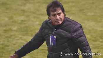 Álvaro Peña ya no es técnico de Nacional Potosí - Opinión Bolivia