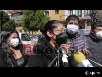 Potosí: Familiares de fallecidos por Covid-19 siguen sin concretar la identificación de sus restos - eju.tv