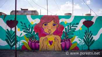 Crean la primera escuela feminista de arte urbano en San Luis Potosí - PorEsto