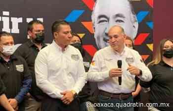 Ulises Hernández deja RSP; apoya a Enrique Galindo en San Luis Potosí - Quadratín Oaxaca