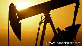 Rohstoffe: Ölpreise sinken leicht - Abwärtstendenz auch auf Wochensicht