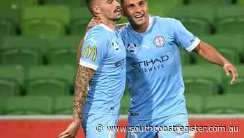 Grant out to stop City's Socceroos in A-L - South Coast Register