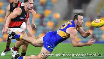 Eagles superboot Hurn looks good for 2022 - South Coast Register