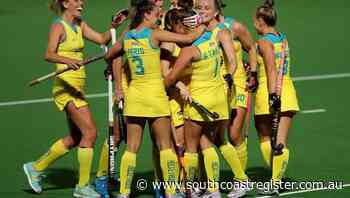 Hockeyroos, Kookaburras games postponed - South Coast Register