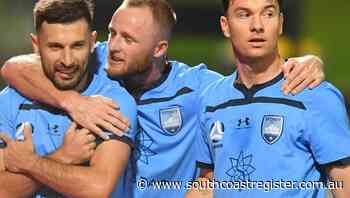 Sydney FC defy Perth Glory and weather - South Coast Register