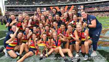 MCG among stand-alone AFLW GF venues - South Coast Register