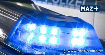 Falkensee: Lkw fährt beim Rangieren gegen Hauswand - Märkische Allgemeine Zeitung