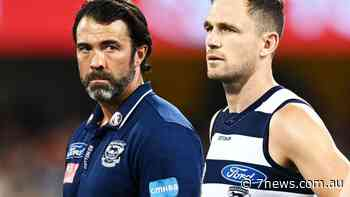 Geelong Cats coach Chris Scott swallows his pride after AFL outburst - 7NEWS.com.au