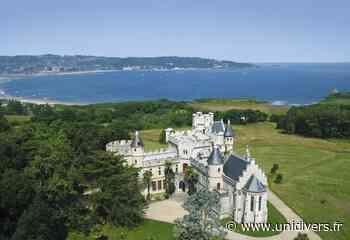 Visite « Prestige » du Château Abbadia samedi 29 mai 2021 - Unidivers