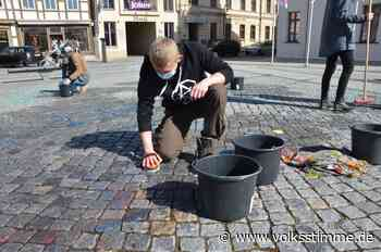 Stadt Stendal reißt nach missglückter Marktplatz-Reinigung der Geduldsfaden - Volksstimme