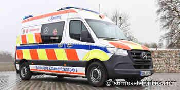 La Mercedes-Benz eSprinter ahora también se utiliza como ambulancia eléctrica - SomosElectricos