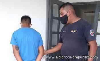 Villa Mercedes: lo detuvieron por intimidar a los tiros a su expareja - El Diario de la República
