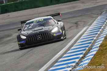 Auer y Mercedes cierran al frente del test del DTM en Hockenheim - Motorsport.com, Edición: Latino América