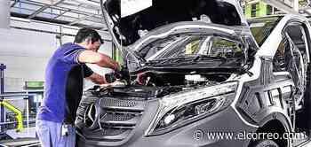 Mercedes apremia al comité a acordar el convenio para fabricar en Vitoria el nuevo modelo - El Correo