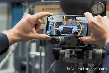 Cómo Mercedes quiere sacar ventaja en la F1 con la realidad aumentada - Motorsport.com Latinoamérica