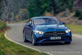"""El Mercedes-Benz CLS 2022 estrena facelift: el inventor del """"coupé de cuatro puertas"""" se pone al día - Motorpasión México"""