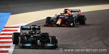 Red Bull espera estar al mismo nivel que Mercedes en Imola - Car and Driver